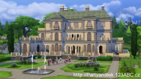 Bydlení v The Sims 4