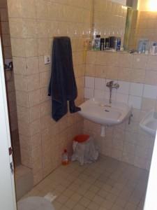 Fotka koupelny